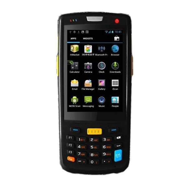 Terminal Mobil Android Themis 95W, 1D, Linear Imager, 5MP Camera, Flash, Wifi, Bluetooth(2)